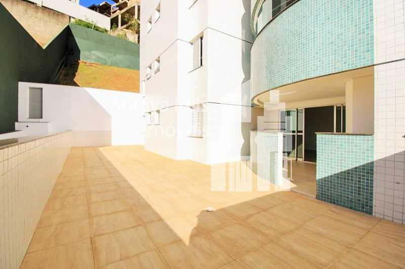7981337b4241774f72c2ca78060118 - Apartamento 3 quartos à venda Estoril, Belo Horizonte - R$ 925.000 - 27 - 5