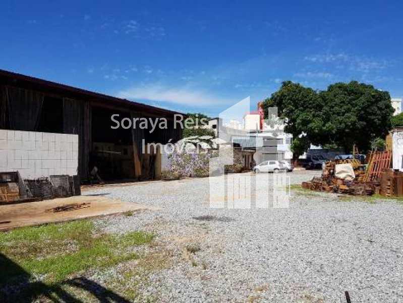 foto 1 - Galpão 2080m² à venda Cinquentenário, Belo Horizonte - R$ 1.400.000 - 186 - 1