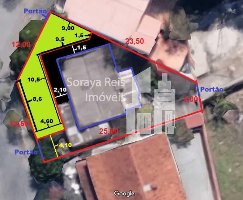 aérea - Casa 3 quartos para venda e aluguel Betânia, Belo Horizonte - R$ 750.000 - 292 - 24