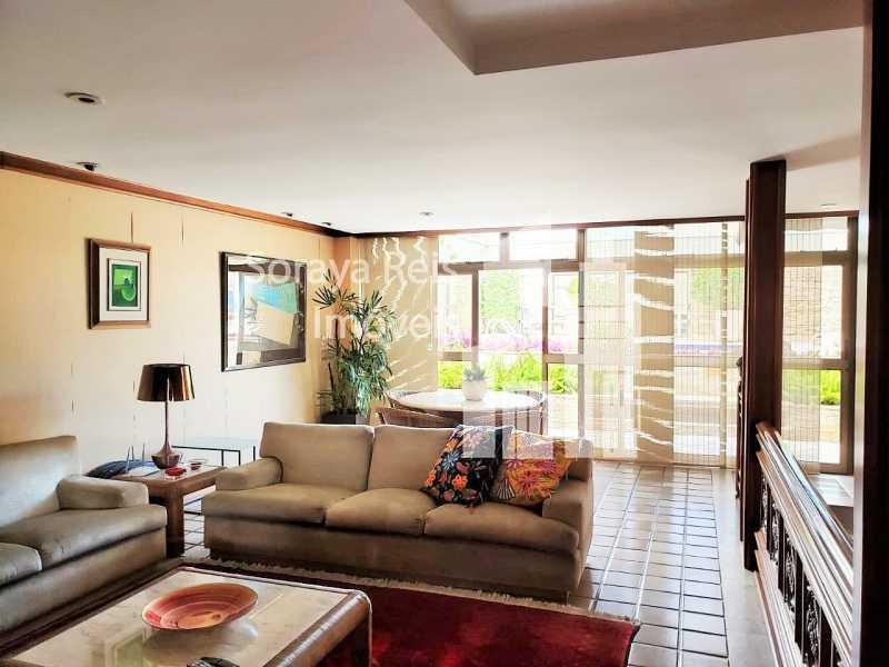 5 - Cobertura 4 quartos à venda Lourdes, Belo Horizonte - R$ 4.600.000 - 831 - 5