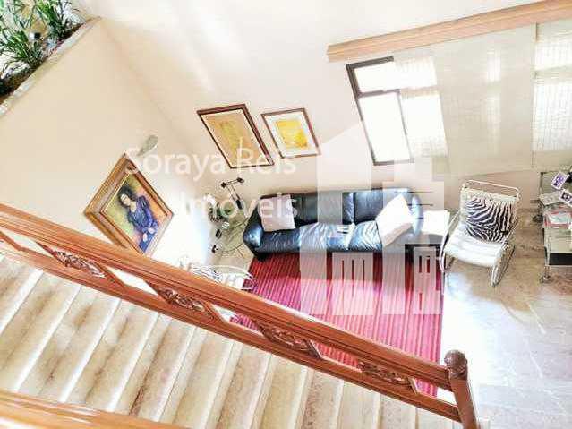 10 - Cobertura 4 quartos à venda Lourdes, Belo Horizonte - R$ 4.600.000 - 831 - 11