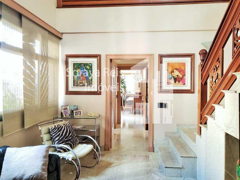 11 - Cobertura 4 quartos à venda Lourdes, Belo Horizonte - R$ 4.600.000 - 831 - 12