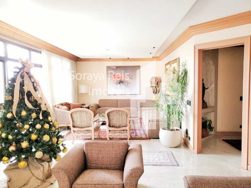 19 - Cobertura 4 quartos à venda Lourdes, Belo Horizonte - R$ 4.600.000 - 831 - 7