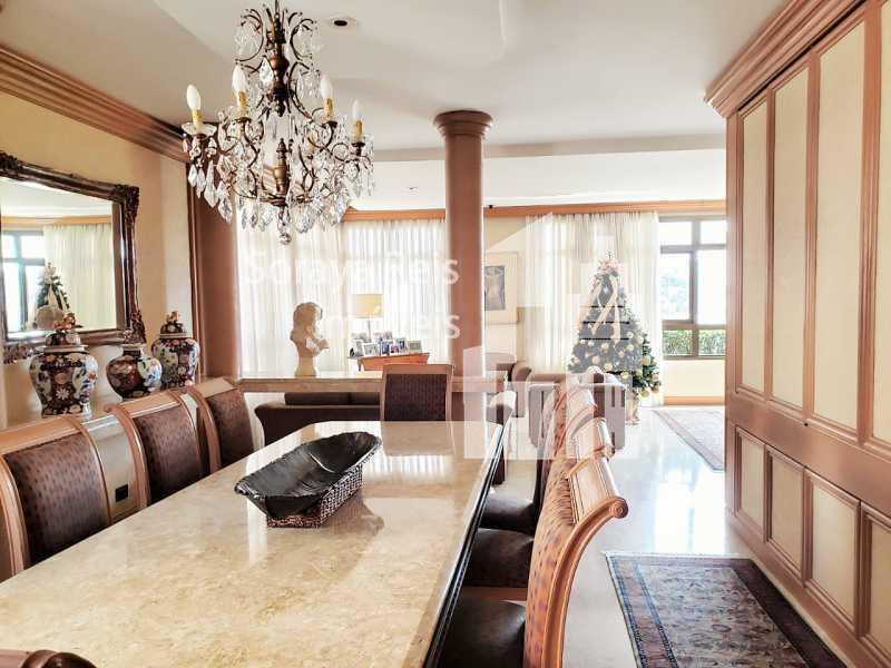 20 - Cobertura 4 quartos à venda Lourdes, Belo Horizonte - R$ 4.600.000 - 831 - 6