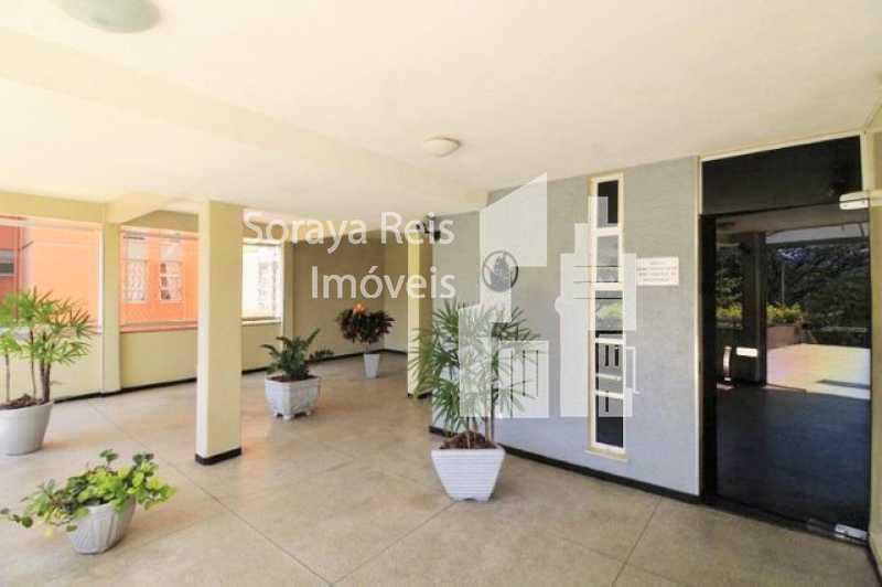 835010584387956 - Apartamento 3 quartos à venda Estrela Dalva, Belo Horizonte - R$ 300.000 - 284 - 1