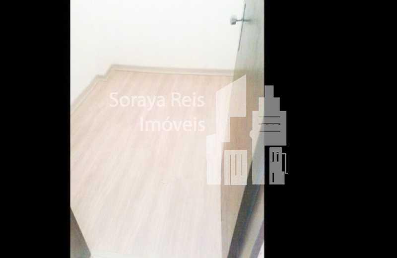 836031703853720 - Apartamento 3 quartos à venda Estrela Dalva, Belo Horizonte - R$ 300.000 - 284 - 4