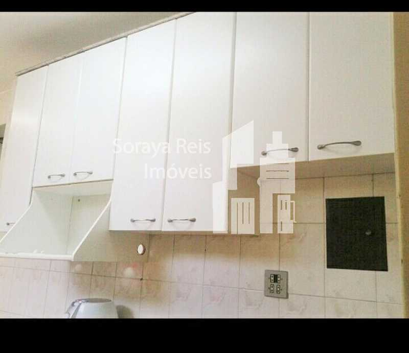 837073945640565 - Apartamento 3 quartos à venda Estrela Dalva, Belo Horizonte - R$ 300.000 - 284 - 5