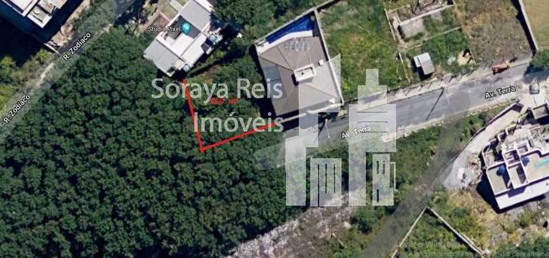 Sem título - Terreno Residencial à venda Santa Lúcia, Belo Horizonte - R$ 480.000 - 555 - 1