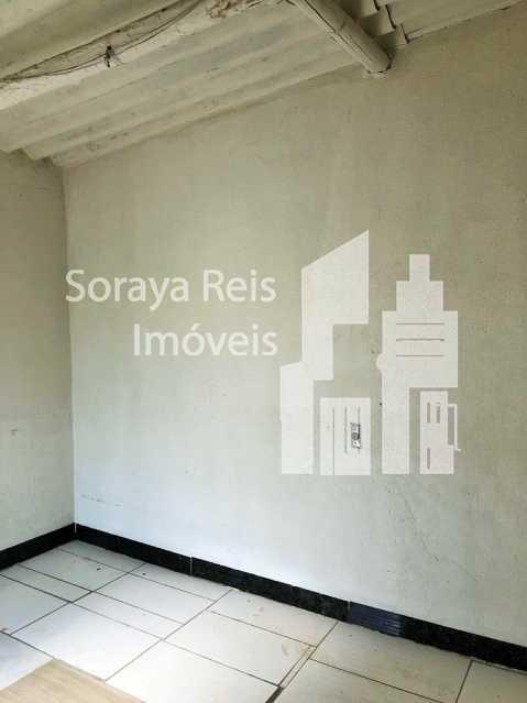 2 - Casa 1 quarto para alugar Senhor dos Passos, Belo Horizonte - R$ 600 - 376 - 4