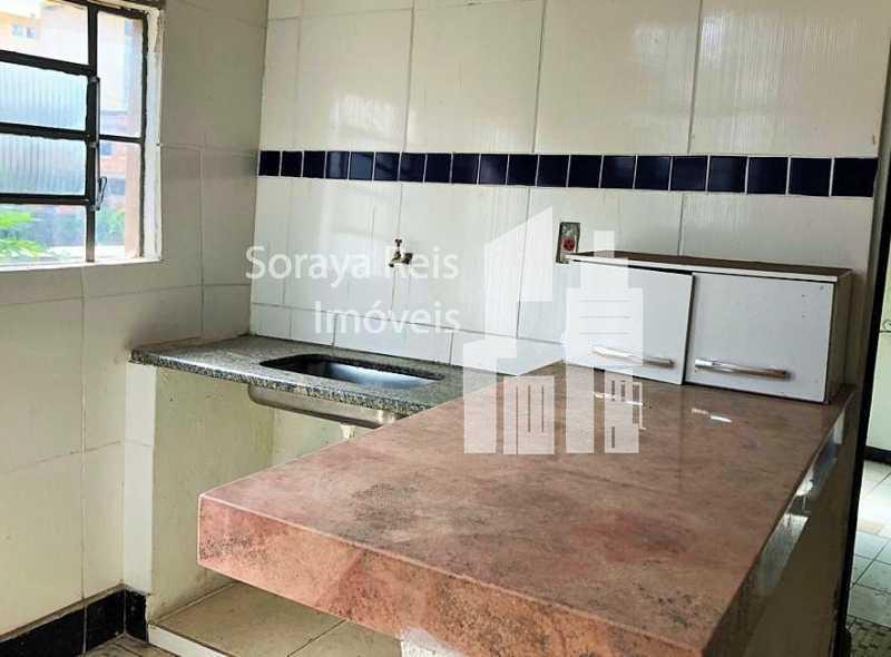 3 - Casa 1 quarto para alugar Senhor dos Passos, Belo Horizonte - R$ 600 - 376 - 6