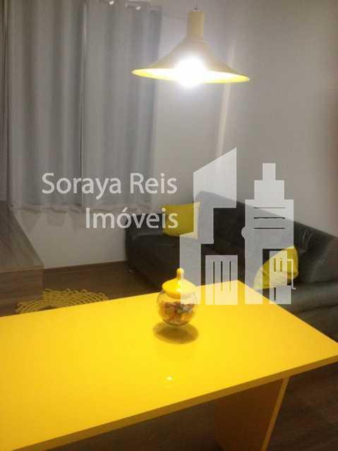 6 - Apartamento 2 quartos à venda Conjunto Henrique Sapori, Ribeirão das Neves - R$ 145.000 - 293 - 10