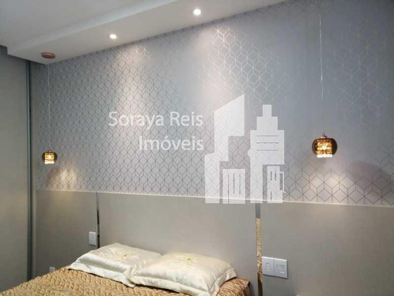 7 - Apartamento 2 quartos à venda Conjunto Henrique Sapori, Ribeirão das Neves - R$ 145.000 - 293 - 11