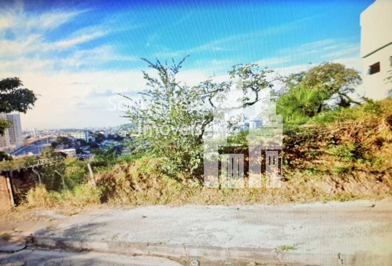 foto hilton - Terreno Multifamiliar à venda Palmeiras, Belo Horizonte - R$ 470.000 - 326 - 3