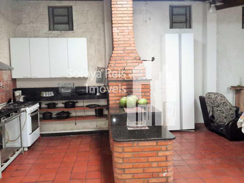 20200616_134936 - Casa 7 quartos à venda Havaí, Belo Horizonte - R$ 1.500.000 - 734 - 16