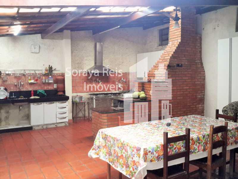 20200616_135059 - Casa 7 quartos à venda Havaí, Belo Horizonte - R$ 1.500.000 - 734 - 15