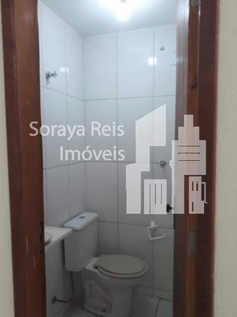 Foto de_3 - Sala Comercial 25m² para alugar Havaí, Belo Horizonte - R$ 750 - 742 - 5