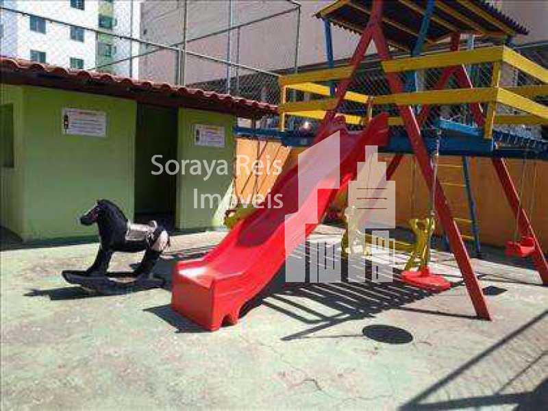3 - Cobertura 3 quartos à venda Cinquentenário, Belo Horizonte - R$ 410.000 - 100 - 20