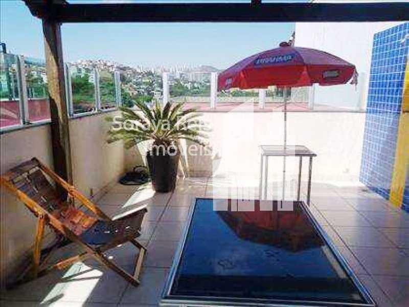 7 - Cobertura 3 quartos à venda Cinquentenário, Belo Horizonte - R$ 410.000 - 100 - 18
