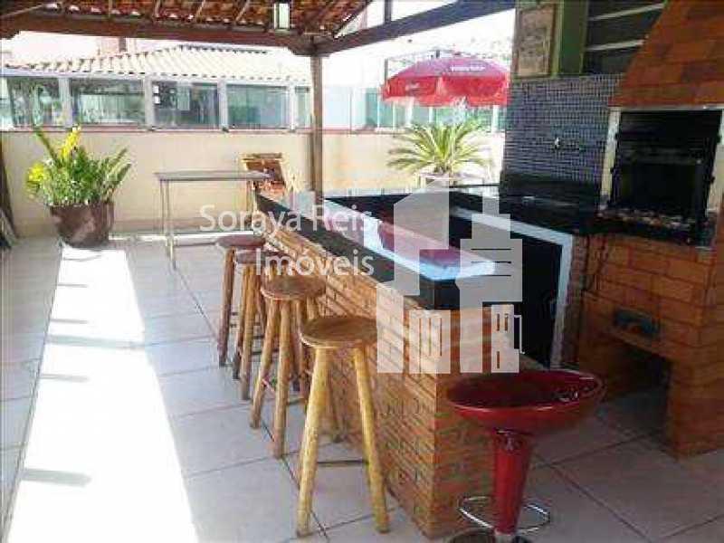 8 - Cobertura 3 quartos à venda Cinquentenário, Belo Horizonte - R$ 410.000 - 100 - 17