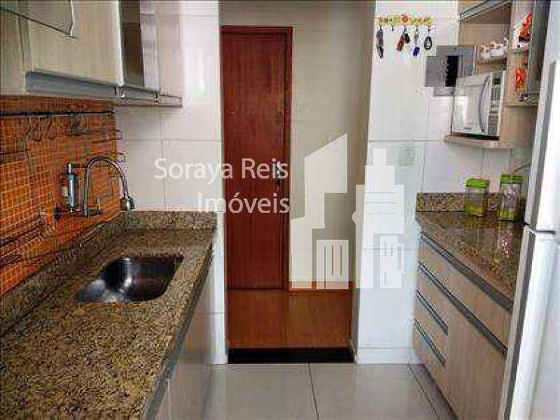 12 - Cobertura 3 quartos à venda Cinquentenário, Belo Horizonte - R$ 410.000 - 100 - 8