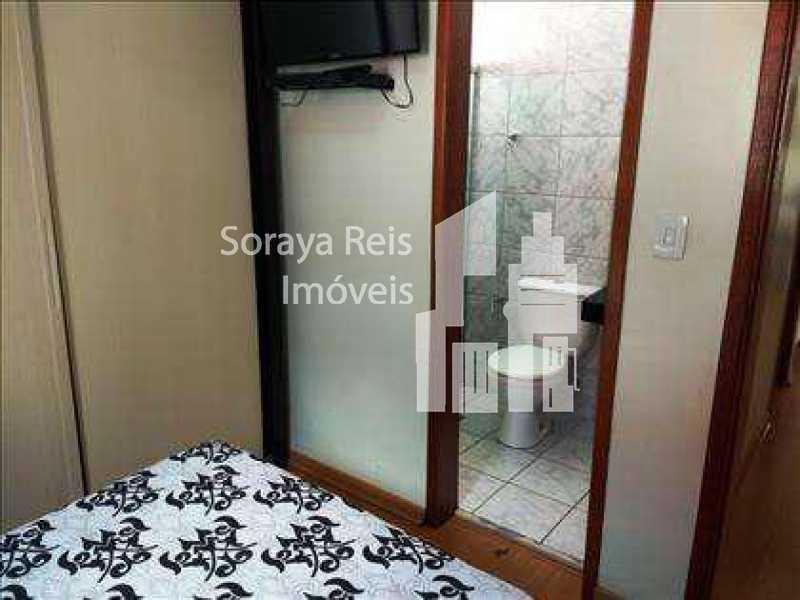 19 - Cobertura 3 quartos à venda Cinquentenário, Belo Horizonte - R$ 410.000 - 100 - 6