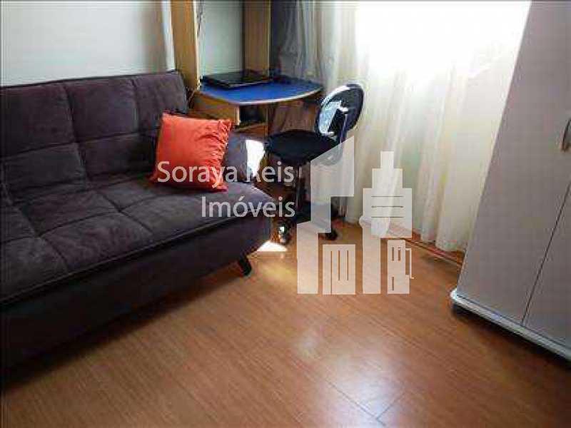 21 - Cobertura 3 quartos à venda Cinquentenário, Belo Horizonte - R$ 410.000 - 100 - 4