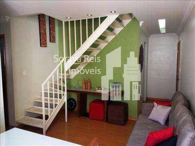 22 - Cobertura 3 quartos à venda Cinquentenário, Belo Horizonte - R$ 410.000 - 100 - 1