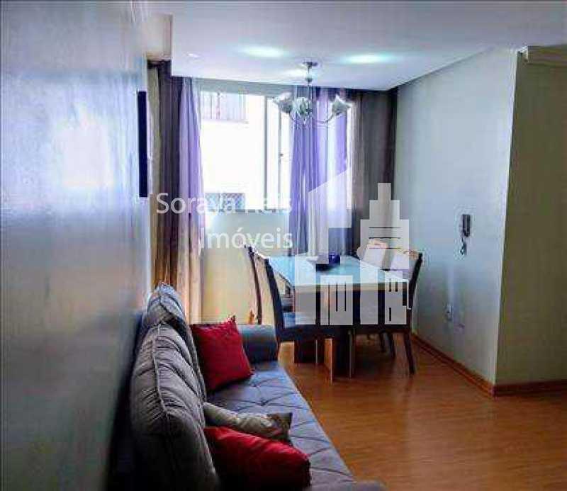 23 - Cobertura 3 quartos à venda Cinquentenário, Belo Horizonte - R$ 410.000 - 100 - 3