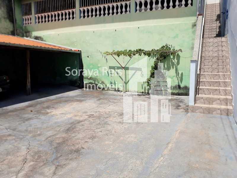 1 - Casa 3 quartos à venda Palmeiras, Belo Horizonte - R$ 600.000 - 170 - 6