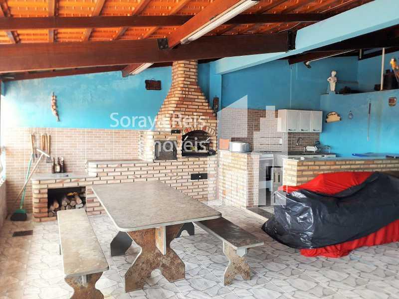 7 - Casa 3 quartos à venda Palmeiras, Belo Horizonte - R$ 600.000 - 170 - 1