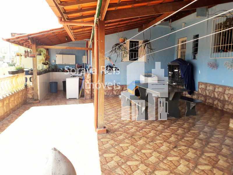 8 - Casa 3 quartos à venda Palmeiras, Belo Horizonte - R$ 600.000 - 170 - 3