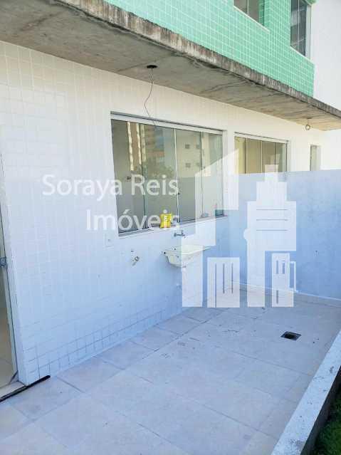 Foto de_8 - Apartamento com Área Privativa 2 quartos para venda e aluguel Buritis, Belo Horizonte - R$ 665.000 - 176 - 9