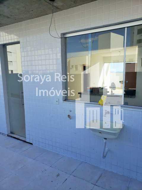 Foto de_9 - Apartamento com Área Privativa 2 quartos para venda e aluguel Buritis, Belo Horizonte - R$ 665.000 - 176 - 10
