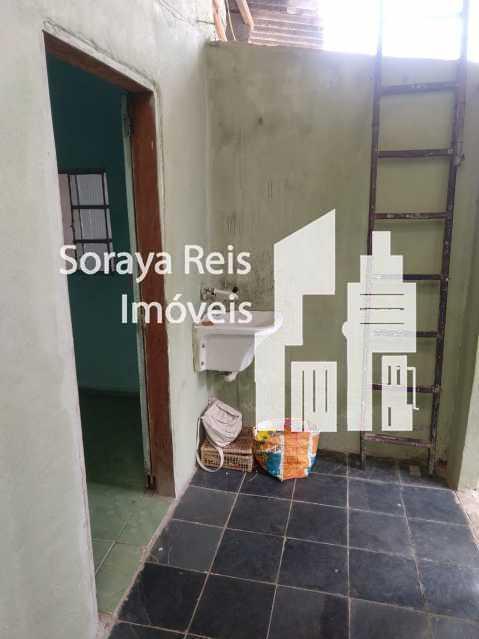 4 - Casa para alugar Estrela Dalva, Belo Horizonte - R$ 400 - 157 - 1