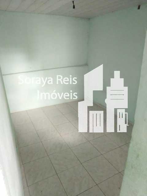 1 - Casa para alugar Estrela Dalva, Belo Horizonte - R$ 400 - 157 - 3