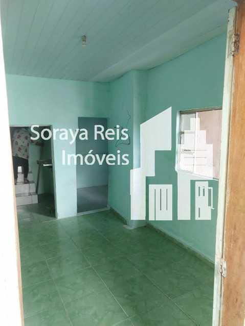 2 - Casa para alugar Estrela Dalva, Belo Horizonte - R$ 400 - 157 - 4