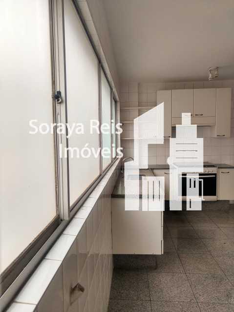 5 - Apartamento 3 quartos para alugar Serra, Belo Horizonte - R$ 2.900 - 133 - 6