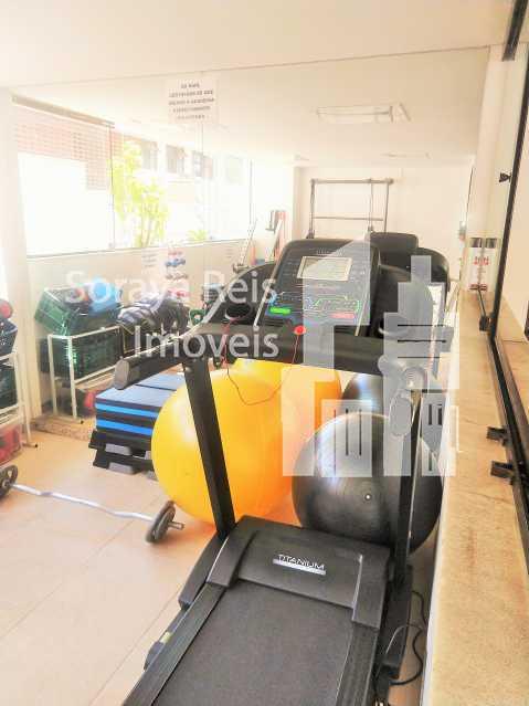 Academia - Apartamento 2 quartos à venda Lourdes, Belo Horizonte - R$ 780.000 - 136 - 15