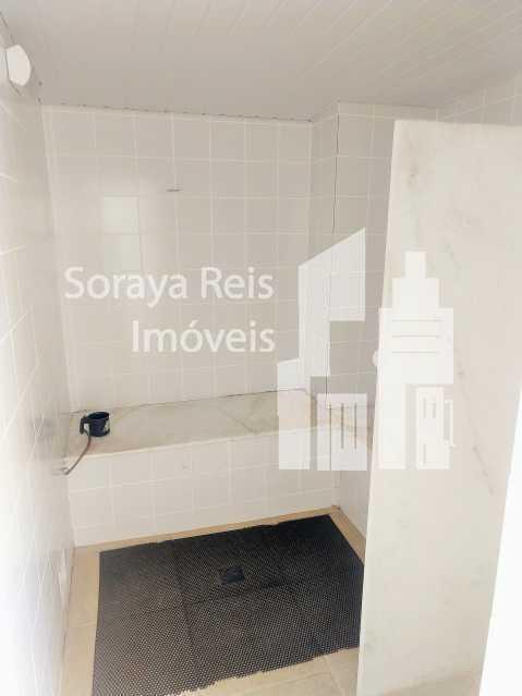 Sauna - Apartamento 2 quartos à venda Lourdes, Belo Horizonte - R$ 780.000 - 136 - 19