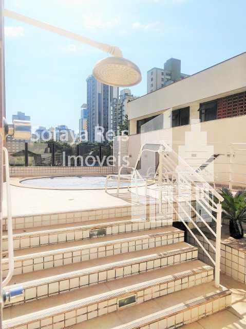 Área de Lazer - Apartamento 2 quartos à venda Lourdes, Belo Horizonte - R$ 780.000 - 136 - 14