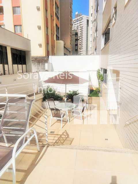 Área de Lazer - Apartamento 2 quartos à venda Lourdes, Belo Horizonte - R$ 780.000 - 136 - 13