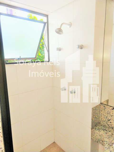 Lavabo - Apartamento 2 quartos à venda Lourdes, Belo Horizonte - R$ 780.000 - 136 - 12