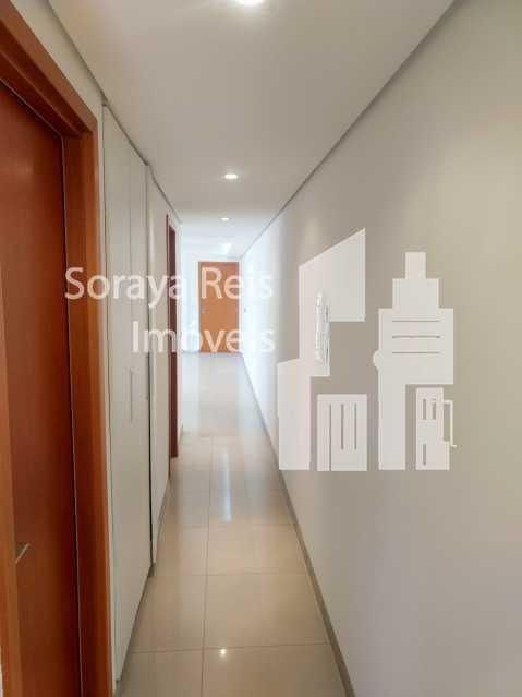 Corredor - Apartamento 2 quartos à venda Lourdes, Belo Horizonte - R$ 780.000 - 136 - 3
