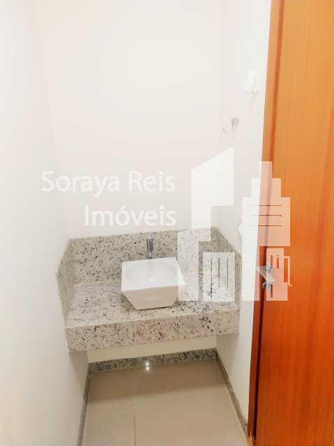 Lavabo - Apartamento 2 quartos à venda Lourdes, Belo Horizonte - R$ 780.000 - 136 - 11
