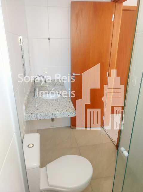 Banheiro suite - Apartamento 2 quartos à venda Lourdes, Belo Horizonte - R$ 780.000 - 136 - 7