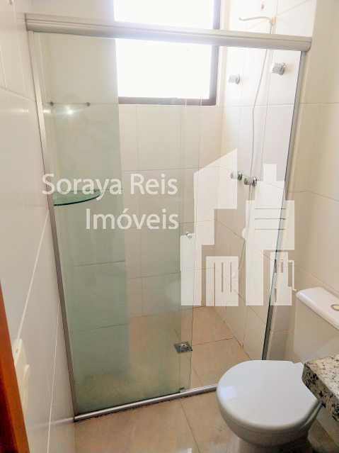 Banheiro suite - Apartamento 2 quartos à venda Lourdes, Belo Horizonte - R$ 780.000 - 136 - 6