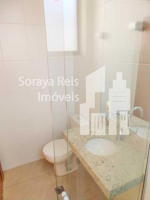 Banheiro suite - Apartamento 2 quartos à venda Lourdes, Belo Horizonte - R$ 780.000 - 136 - 9