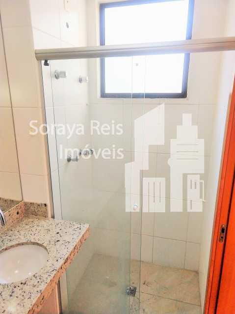 Banheiro suite - Apartamento 2 quartos à venda Lourdes, Belo Horizonte - R$ 780.000 - 136 - 10