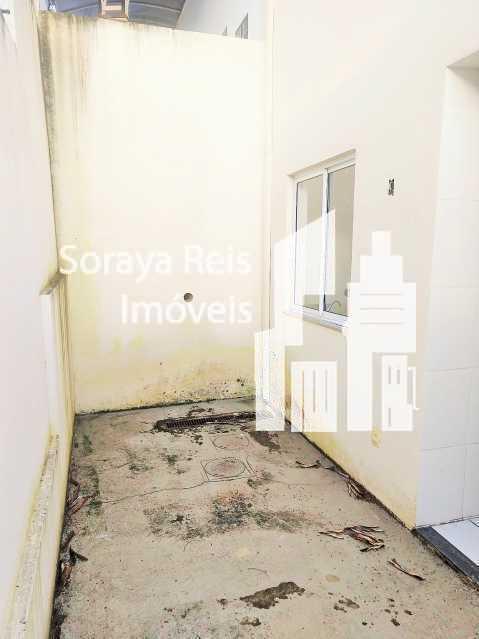 79_G1599228666 - Casa geminada 2 quartos à venda Havaí, Belo Horizonte - R$ 390.000 - 116 - 12