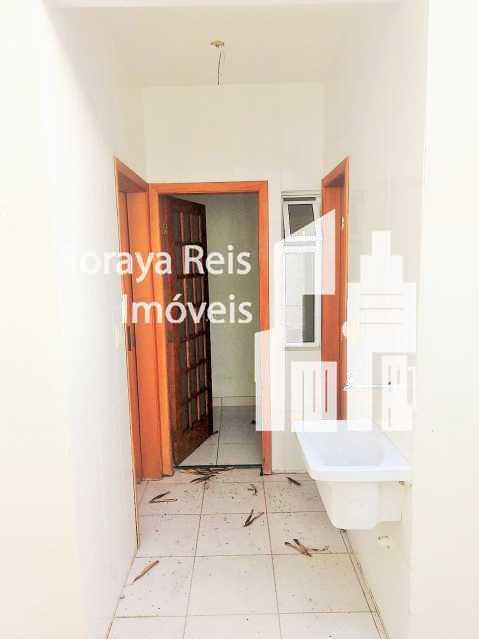 79_G1599228668 - Casa geminada 2 quartos à venda Havaí, Belo Horizonte - R$ 390.000 - 116 - 11